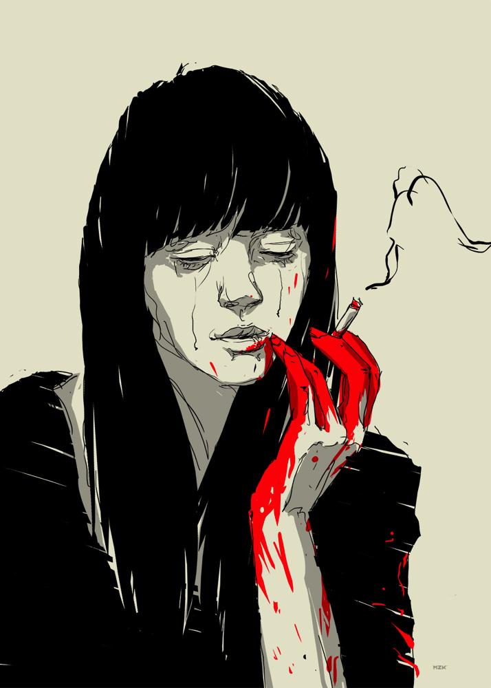 Dark-girl-2-Smoking-1-1000px