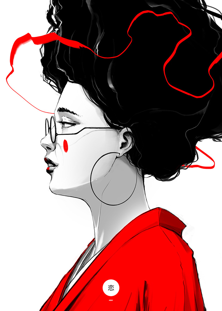 geisha-50×70-3right-01