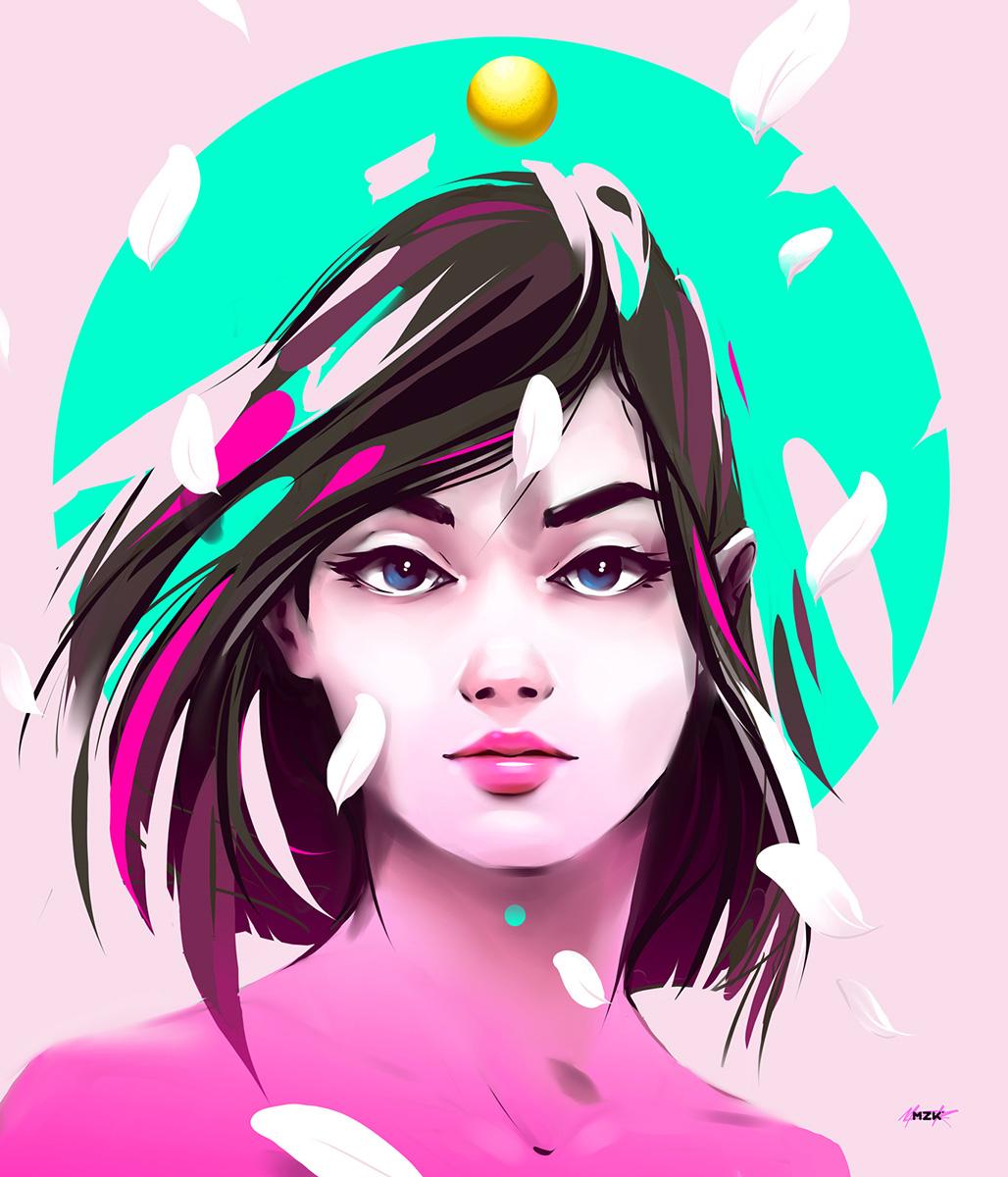 PINK-series-girl1-01